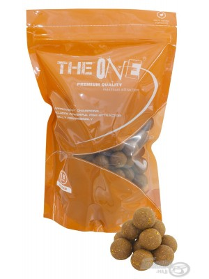 The Gold One Rozpustné Boilies 18mm 1kg